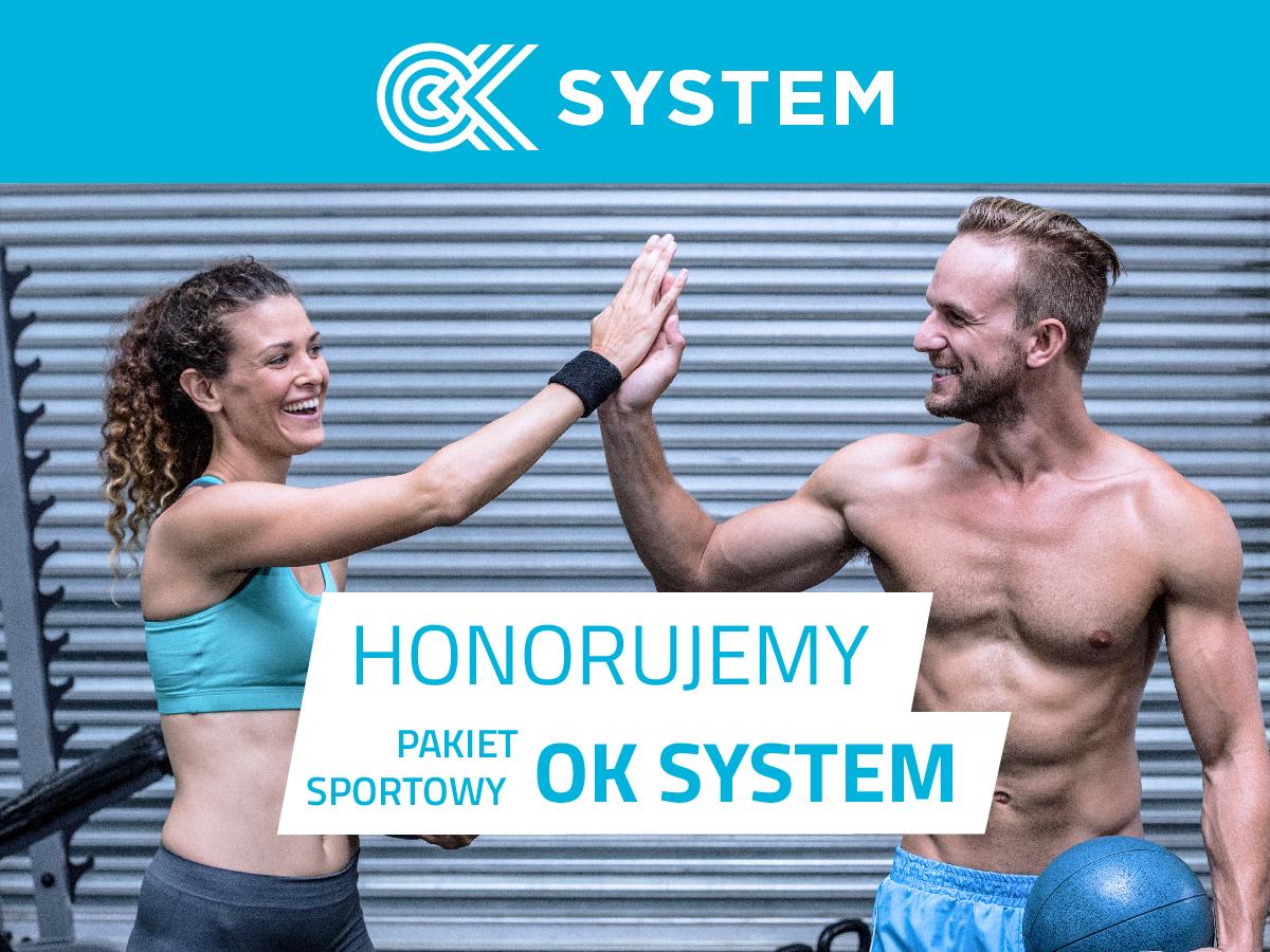 Pakiet sportowy OK SYSTEM